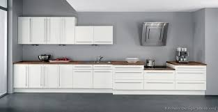 Modern Kitchens With White Cabinets Pictures Of Kitchens Modern White Kitchen Cabinets Kitchen 12