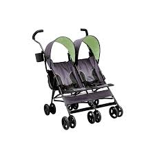 Kolcraft Umbrella Stroller With Canopy by Lightweight Double Umbrella Strollers For Twins