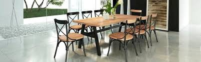 dining table with metal chairs restaurant chair manufacturers remarkable wood metal dining table