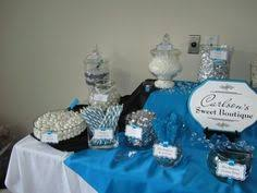 Diy Candy Buffet by Diy Candy Buffet Bar Wedding In Navy White And Rose Www