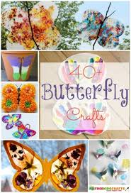 Butterfly Crafts For Kids To Make - 40 butterflies for kids to make allfreekidscrafts com
