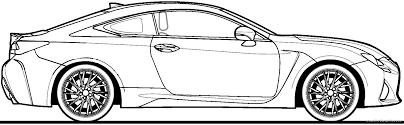 lexus original touch up paint the blueprints com blueprints u003e cars u003e lexus u003e lexus rc f 2015