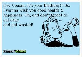 Happy Birthday Cousin Meme - cousin page 6 quotesta