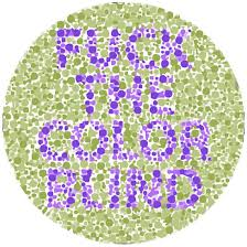 Colors That Color Blind Can See What It Looks Like To Be Colorblind Gifs
