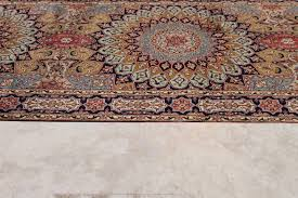 Different Types Of Carpets And Rugs Long Gonbad Silk Persian Rugs Runner Carpet 4118