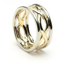 mens infinity wedding band jewelry rings infinity texture square gold mens wedding band ring