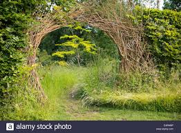 archway garden stock photos u0026 archway garden stock images alamy