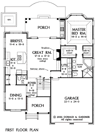 traditional style house plan 4 beds 3 50 baths 2506 sq ft plan