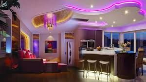 led home interior lighting led lighting ideas for home part 1