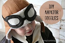 Aviator Halloween Costume Refashion Archives 6 10