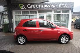 used nissan micra visia manual cars for sale motors co uk