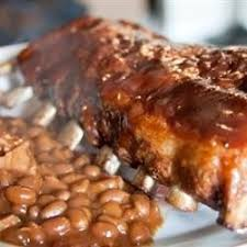simple bbq ribs recipe allrecipes com