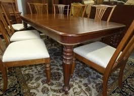 Pennsylvania House Old Havana Dining Table With  Chairs Marvas - Pennsylvania house dining room set
