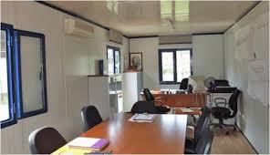bureau modulaire interieur vente de cabane de chantier abri modulaire bungalow en kit