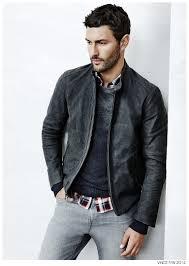 tendencias en ropa para hombre otono invierno 2014 2015 camisa denim looks de moda para el otoño invierno 2014 2015 mister moda