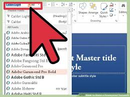 how to make a powerpoint template eskindria com