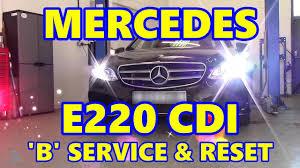 b1 service mercedes mercedes e220 cdi b service assyst reset w212