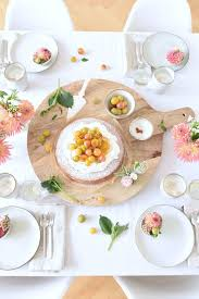 Tischdeko Esszimmertisch Midsummer Entertaining Ideas Tischdeko Gedeckter Tisch Und Tisch
