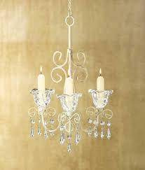 Candle Hanging Chandelier Shabby Chic Candle Chandelier Wedding U0026 Events Pinterest