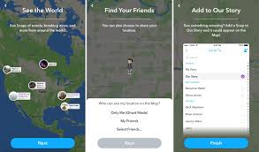 7 Apps For Finding Stuff Online by What You Need To Know About Snapchat U0027s Snap Map Feature Cnet
