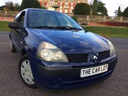 renault scenic 2002 used renault clio authentique for sale motors co uk