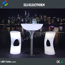 Lit Coffee Table Led Cocktail Table Led Cocktail Table Suppliers And Manufacturers