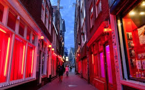 What Is The Red Light District The Red Light Huawei P9