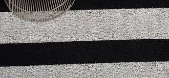 Black And White Striped Outdoor Rug by Flooring Cozy Interior Floor Design With Chilewich Floor Mats