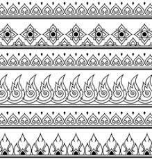 thai design thai pattern vector images over 1 500
