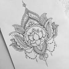 más de 25 ideas únicas sobre tatuaje de loto en pinterest flor