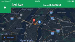 World Map At Night by Google Maps For Ios Just Got A Key Feature It U0027s Been Missing For