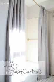 Open Those Curtains Wide Extra Long Shower Curtain Foter