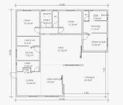 plan de maison plain pied 3 chambres gratuit plan maison 5 chambres plain pied gratuit meilleur de plan maison 3