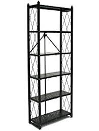 Black Book Shelves by Bookcases Amazon Com
