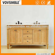 american classics bathroom cabinets vovsimble american style wood bathroom cabinet with marble top