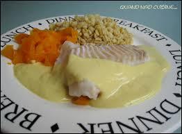 cuisiner un dos de cabillaud dos de cabillaud à la crème d ail et à la moutarde quand nad