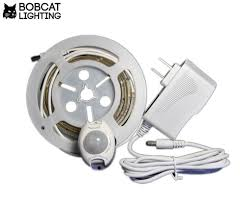Motion Activated Night Light Bobcat Led Motion Activated Sensor Bed Light Flexible Strip Night