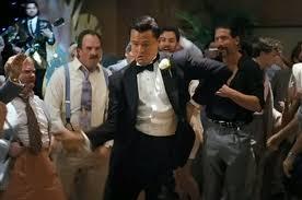 Meme Leonardo Dicaprio - leonardo dicaprio dances like your dad