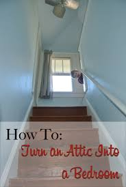 how to turn an attic into a bedroom the craftsman blog