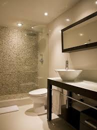river rock bathroom ideas spaces shower with pebble tiles design pictures remodel decor and
