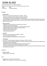 Resumes Online Examples by My Resume Builder Resume Example
