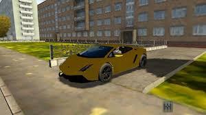 city car driving lamborghini lamborghini gallardo lp570 4 1 2 5 simulator mods
