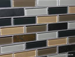 Installing A Glass Tile Backsplash The Weekend Country Girl - Laying glass tile backsplash