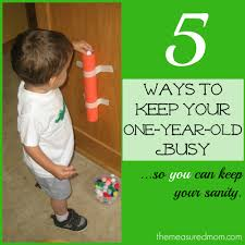 toddler time 5 ways to keep a 1 year old busy 18 months