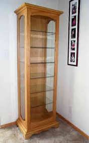 Mission Style Curio Cabinet Plans Pin By Carol Jungmann Crump On Curio Cabinets Pinterest Free