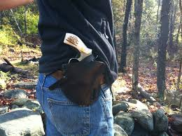 Simply Rugged What Holster For An N Frame 24hourcampfire