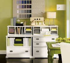 Organizing Your Home Office by Simple Minimalist Home Office Furniture Design With White Wooden