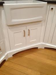 Kitchen Cabinets With Feet Kitchen Feet Please Show Me Your Footed Cabinets