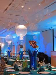 Under The Sea Centerpieces by 10 Ideas For A Beach U0026 Under The Sea Bar U0026 Bat Mitzvah U0026 Party