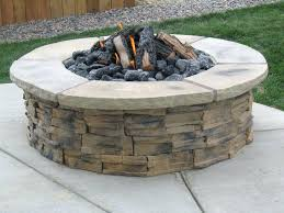 Outdoor Firepit Kit Gas Pit Kit Size Of Outdoor Wood Burning